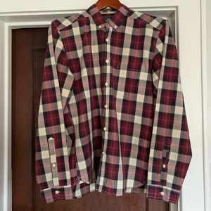 H&M button down. M. Like new. Fitted